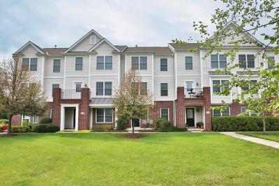 Westerville Condo Contingent Finance And Inspect: 5964 Woodshire Drive #206