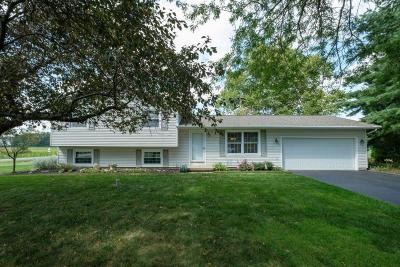 Lancaster Single Family Home Contingent Finance And Inspect: 8668 W Bowling Green Lane NW