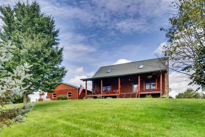 Single Family Home Contingent Finance And Inspect: 2626 Hardscrabble Road