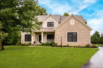 Hilliard Single Family Home For Sale: 3395 St Charles Lane