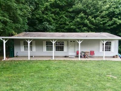 Saint Louisville Single Family Home Contingent Finance And Inspect: 9585 Hunt Road