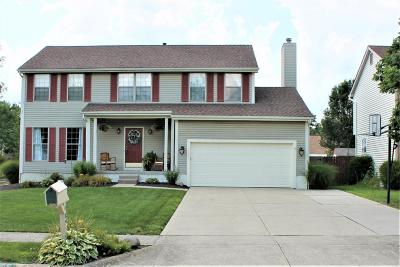 Blacklick Single Family Home Contingent Finance And Inspect: 405 Bauhaus Street