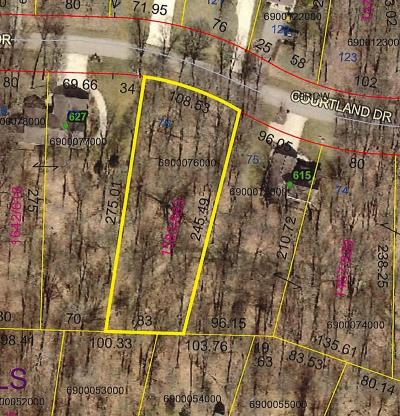 Howard Residential Lots & Land For Sale: Courtland Drive