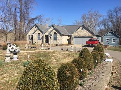 Somerset OH Single Family Home For Sale: $975,000