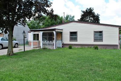Single Family Home For Sale: 3843 Homecomer Drive