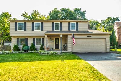 Westerville Single Family Home For Sale: 66 Haddam Place E