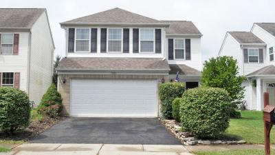 Hilliard Single Family Home Contingent Finance And Inspect: 1951 Friston Boulevard