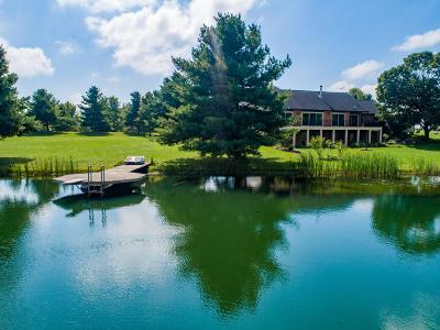 Delaware Single Family Home For Sale: 1030 Hills-Miller Road