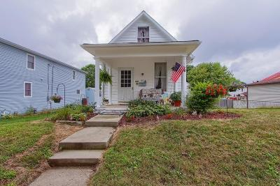 Canal Winchester Multi Family Home For Sale: 66 N Trine Street
