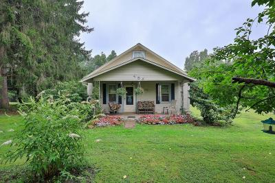 Heath Single Family Home For Sale: 455 Linnville Road SE