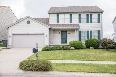 Reynoldsburg Single Family Home Contingent Finance And Inspect: 2910 Waxen Court