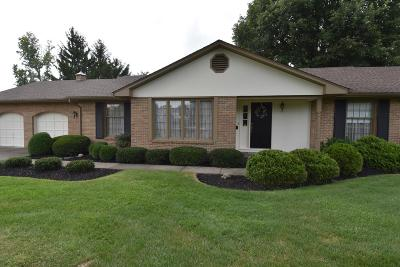 Canal Winchester Single Family Home For Sale: 7861 Pickerington Road