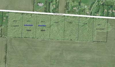 Sunbury Residential Lots & Land For Sale: Lot 6 Trenton Road