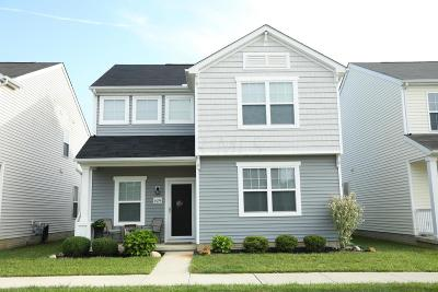 Westerville Single Family Home Contingent Finance And Inspect: 6074 Deansboro Drive