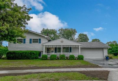 Single Family Home For Sale: 3646 Sheldon Place