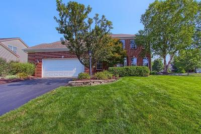 Westerville Single Family Home For Sale: 7663 Rolling Ridge Way