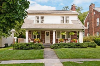 Columbus Single Family Home Contingent Finance And Inspect: 291 S Cassady Avenue