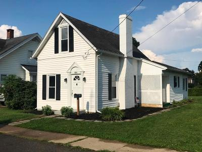 Mount Vernon OH Single Family Home Contingent Finance And Inspect: $103,777