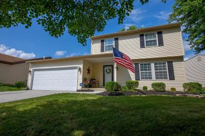 Dublin Single Family Home Contingent Finance And Inspect: 3986 Oshannon Road