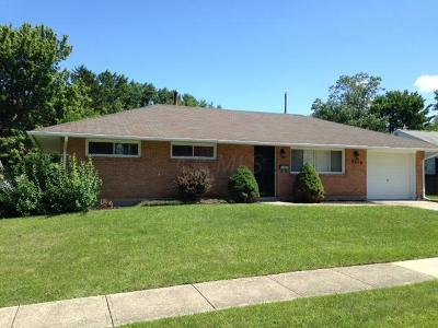 Reynoldsburg Single Family Home For Sale: 6318 Roselawn Avenue