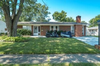 Gahanna Single Family Home Contingent Finance And Inspect: 143 Empire Drive