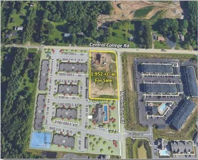 Westerville Residential Lots & Land For Sale: 6809 N Hamilton Road