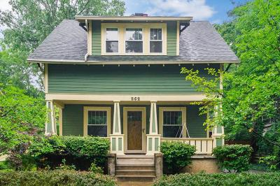 Clintonville Single Family Home For Sale: 252 E Lakeview Avenue