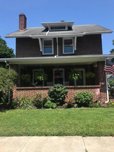 Newark Single Family Home Contingent Finance And Inspect: 150 Fairfield Avenue
