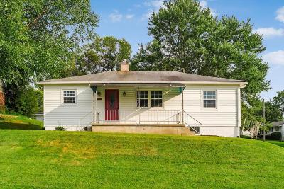 Chillicothe OH Single Family Home Contingent Finance And Inspect: $100,000
