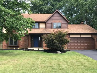 Pickerington Single Family Home For Sale: 13080 Heatherstone Circle