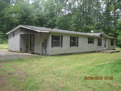 Lynchburg OH Single Family Home For Sale: $49,900