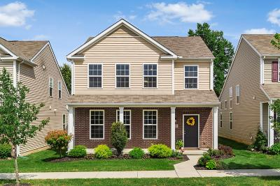 Westerville Single Family Home For Sale: 5658 Chase Mills Drive