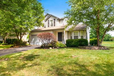 Pataskala Single Family Home Contingent Finance And Inspect: 254 Stonemast Loop