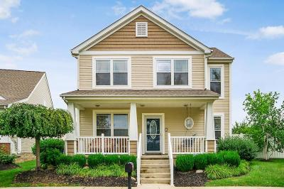 Grove City Single Family Home For Sale: 1898 Seaside Circle