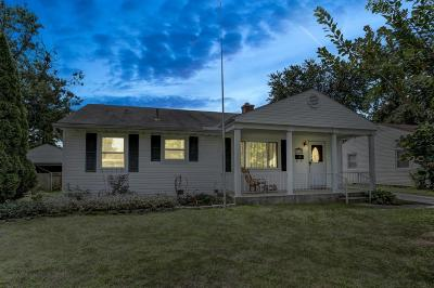 Grove City Single Family Home Contingent Finance And Inspect: 2745 La Rosa Drive