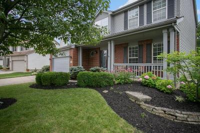 Grove City Single Family Home Contingent Finance And Inspect: 3265 Longridge Way
