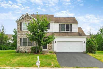 Pickerington Single Family Home For Sale: 11634 Bridgewater Drive