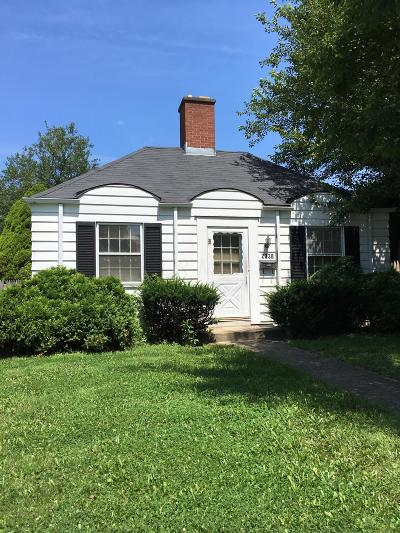 Bexley Single Family Home Contingent Finance And Inspect: 2338 E Livingston Avenue