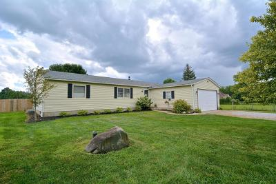 Blacklick Single Family Home Contingent Finance And Inspect: 7575 Havens Road