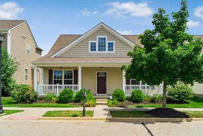 Westerville Single Family Home Contingent Finance And Inspect: 6144 Tournament Avenue