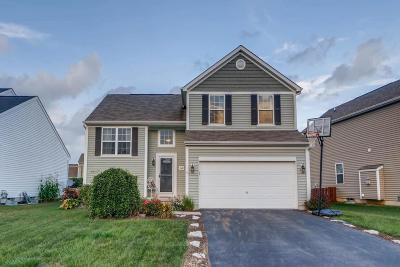 Grove City Single Family Home Contingent Finance And Inspect: 2424 Angelfire Drive