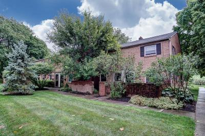 Upper Arlington Condo For Sale: 4742 Merrifield Place