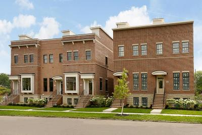 Columbus Condo For Sale: 898 S Front Street