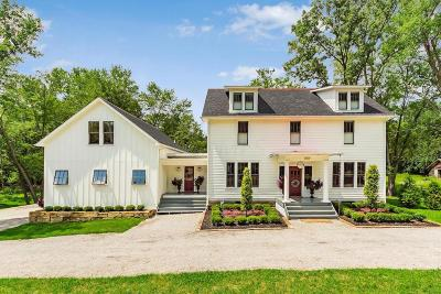 Granville OH Single Family Home For Sale: $940,000