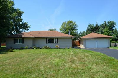 Reynoldsburg Single Family Home For Sale: 111 N Belmar Drive