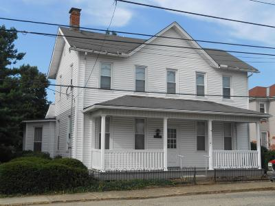 Stoutsville Single Family Home For Sale: 11238 Main Street