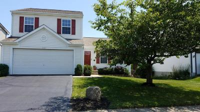 Blacklick Single Family Home For Sale: 8159 Arbor Rose Way