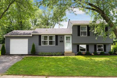 Westerville Single Family Home Contingent Finance And Inspect: 3703 Paris Boulevard E