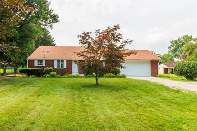 Westerville Single Family Home For Sale: 871 E Walnut Street