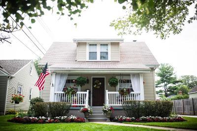 Columbus Single Family Home For Sale: 998 Francis Avenue